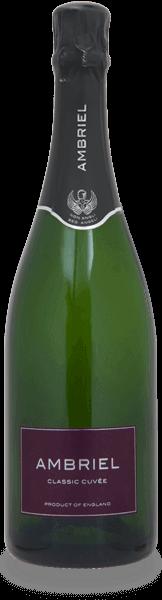 Ambriel Classic Cuvee Sparkling Wine bottle