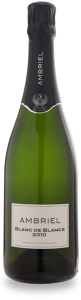 Ambriel Blanc de Blancs 2010 bottle