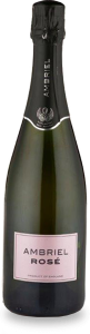 Ambriel Rosé Sparkling Wine bottle